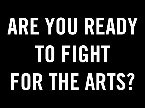 Arts Advocacy Day 2014: Fight for the Arts!