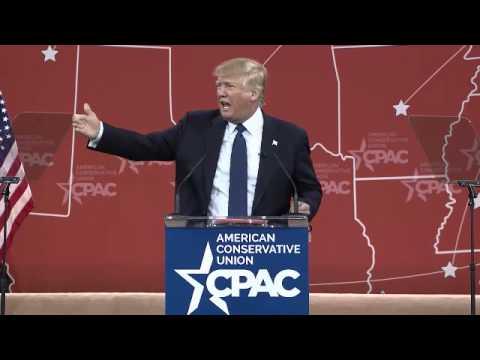 CPAC 2015 - Donald Trump, The Trump Organization