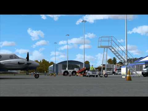 Orbx FTX EU Scotland Dundee airport