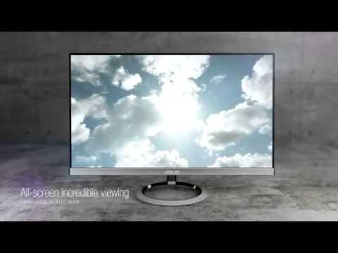 Asus Mx279h Full Hd Ah Ips Led Backlit And Frameless