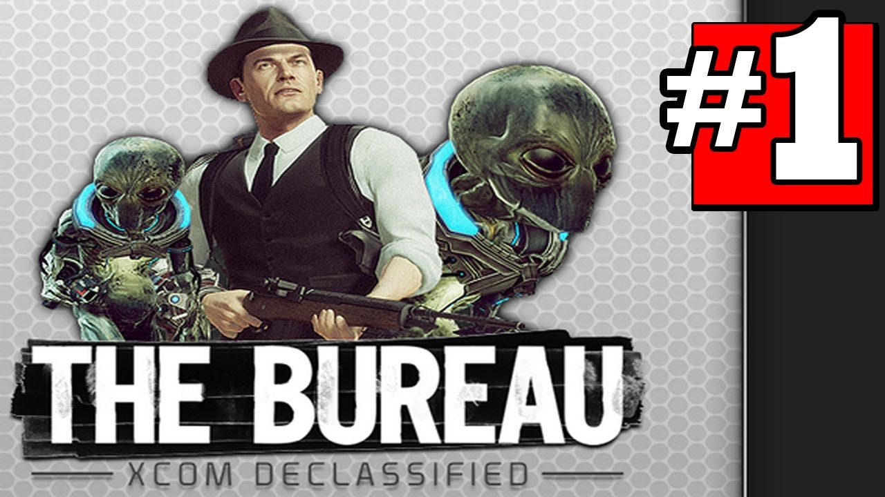 the bureau xcom declassified walkthrough part 1 chapter invasion hd xbox360 ps3 pc. Black Bedroom Furniture Sets. Home Design Ideas