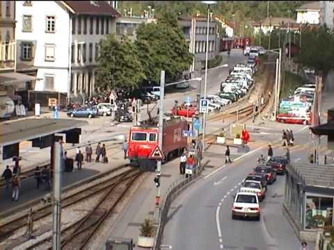 Suisse, 28 et 29/05/2002, Brig et Glacier-Express  (part)  (DV)