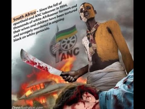 Genocide in South Africa:  Camp Constitution Radio Show 153 with Alex Newman