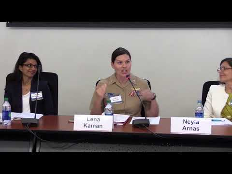 Women, Peace & Security 2017 | Panel Discussion: Amplifying the Women, Peace and Security Agenda