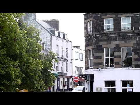 Somerled Square, Portree, Isle of Skye, Scotland
