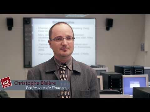Présentation du Master Finance de l'IAE Toulouse