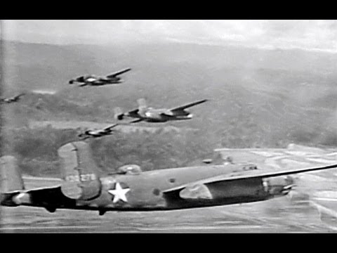 New Guinea Campaign: Allied Air Operations Lae-Salamaua - Restored 1943