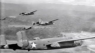 New Guinea Campaign: Allied Air Operations Lae-Salamaua - Restored 1943