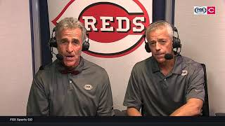 Anthony DeSclafani has pitched better than his statistics indicate | REDS-BREWERS POSTGAME