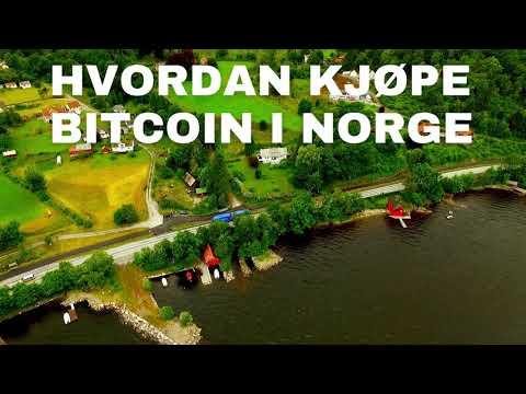 Hvordan  Kjøpe Bitcoin i Norge i 2021