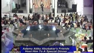 Download Video ATIKU CHILDREN'S WEDDING MP3 3GP MP4
