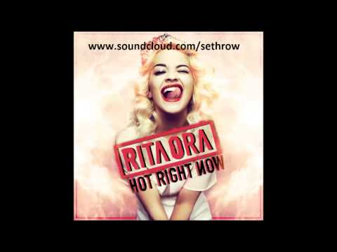 DJ Fresh ft Rita Ora - Hot right now (SethroW remix)