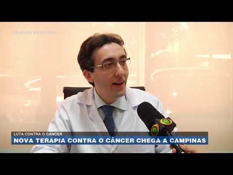 Luta contra o câncer: nova terapia contra o câncer chega a Campinas
