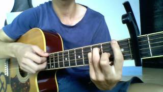 ĐIỀU ANH BIẾT - Hướng dẫn Guitar solo - Ngọc Tĩnh