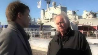 """Henning Mankell im Interview zu seinem letzten Wallander """"Der Feind im Schatten"""""""