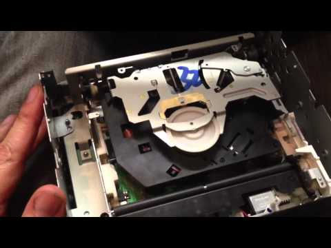 Fixing a Toyota Corolla CD Car Stereo Part 1