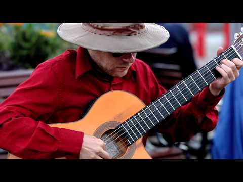 The Most Evolved - Sept 24th 2011 - Classical / Spanish Guitar by John H. Clarke