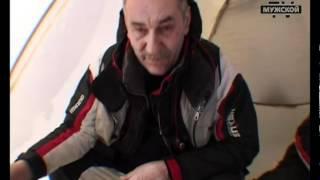 Зимняя рыбалка на Селигере. Сага о рыбалке 19