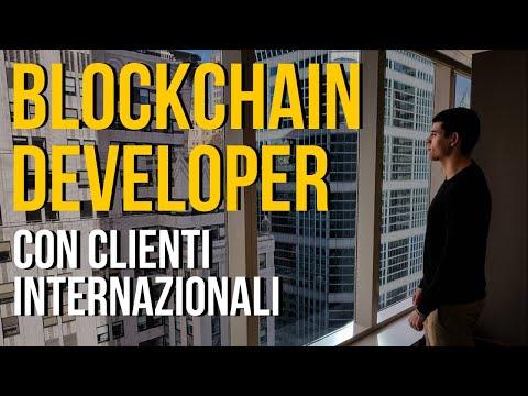Come Diventare Blockchain Developer e Lavorare da Remoto   La Storia di Dario Moceri