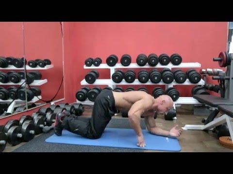 Упражнение планка: как правильно делать, польза