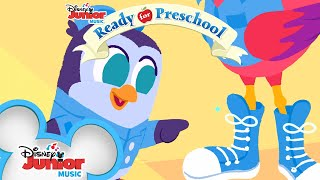 Download Let's Make a Bow with T.O.T.S.! 🎀 | Learn to Tie Shoes | Ready for Preschool | Disney Junior