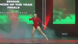 Grace Jones - DOTY Finals - Storm Dance Alliance (2018 Masquerade Nationals)