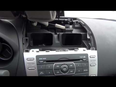 GTA Car Kits - Mazda 6 2009, 2010, 2011, 2012 Install Of IPhone, IPod And IPad Adapter