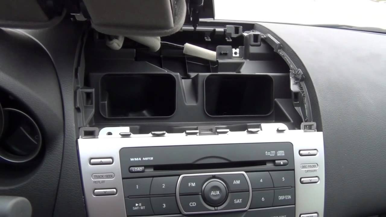 Gta Car Kits Mazda 6 2009 2010 2011 2012 Install Of Iphone 4 Jack Wiring Diagram Ipod And Ipad Adapter Youtube