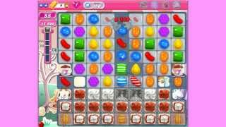 Candy Crush Saga level 350 by LEA - No Boosters