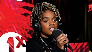 Koffee - Talkin' Blues (Bob Marley cover) in the 1Xtra Live Lounge