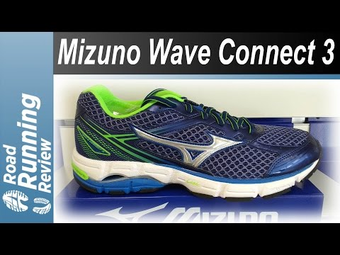 mizuno wave connect 2 review