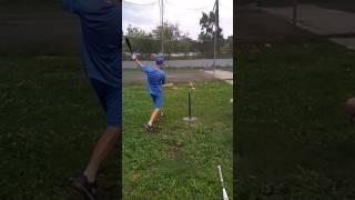 Outdoor batting practice. Бейсбол, Владивосток
