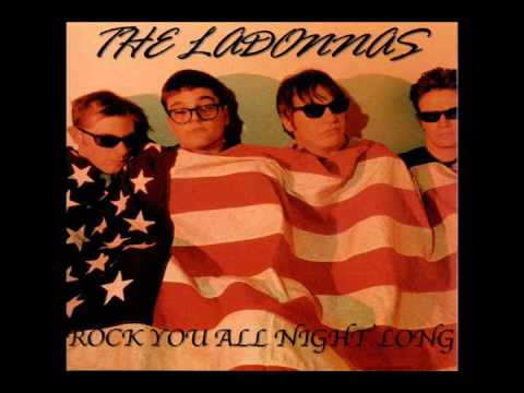 The Ladonnas - Rock You All Night Long (Full Album)