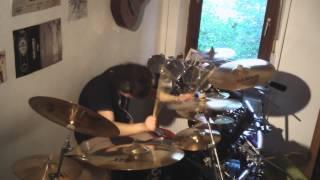 John Arch - Relentless - Drum Cover