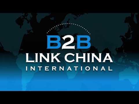 B2B Link China - English version 2016