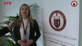 Testimonianza - Valentina Delmonte Summit Scienze Motorie Milano 2016