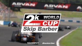 12: Snetterton // Skip Barber 2k World Cup