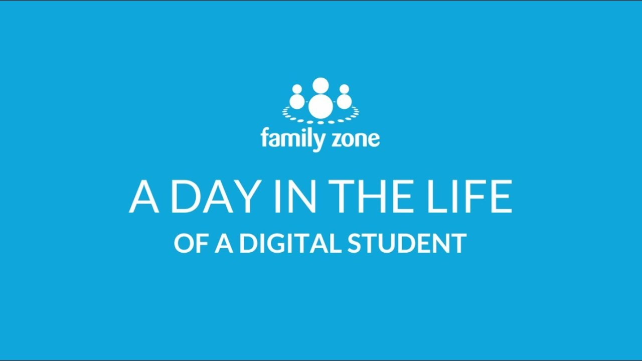 A day in the life of a digital student