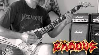 Exodus - Deliver Us To Evil Guitar Cover