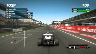 Formel 1 2012 - Gameplay[Deutsch]...Dave spielt an.