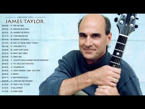 James Taylor Kimdir