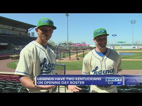 'Local' Legends playing with Lexington in South Atlantic League