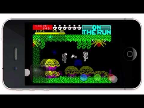 Spectaculator, ZX Spectrum Emulator, For IPhone & IPad