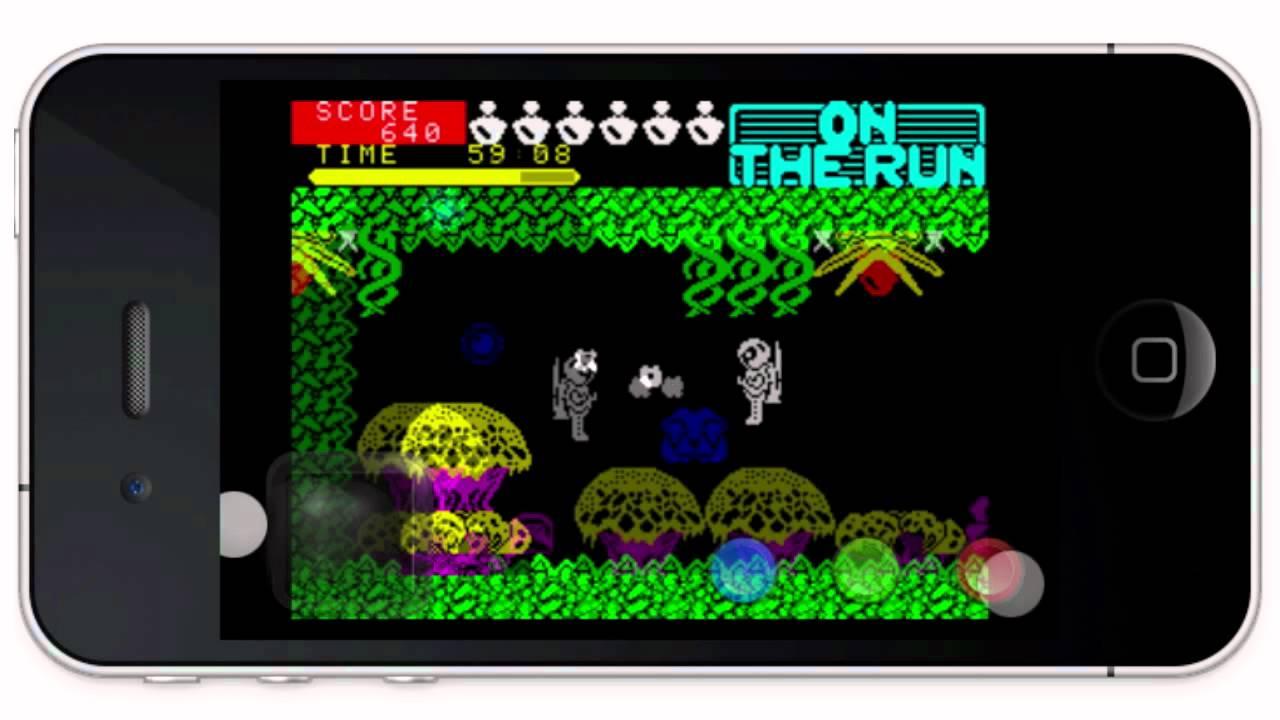 Spectaculator, ZX Spectrum Emulator, for iPhone & iPad ...