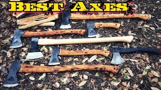 Choosing A Proper Axe & Hatchet!
