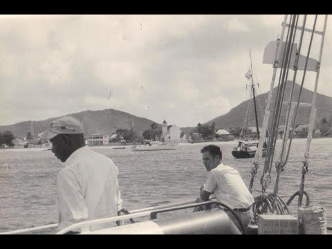 Movie about St Maarten from around 1947