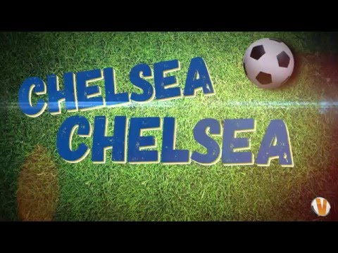 SUITE8084 Feat. Chelsea lovers   - Blue is the colour -