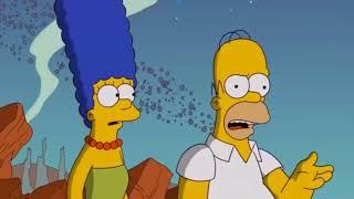 Симпсоны - самые смешные моменты (Дом ужасов)