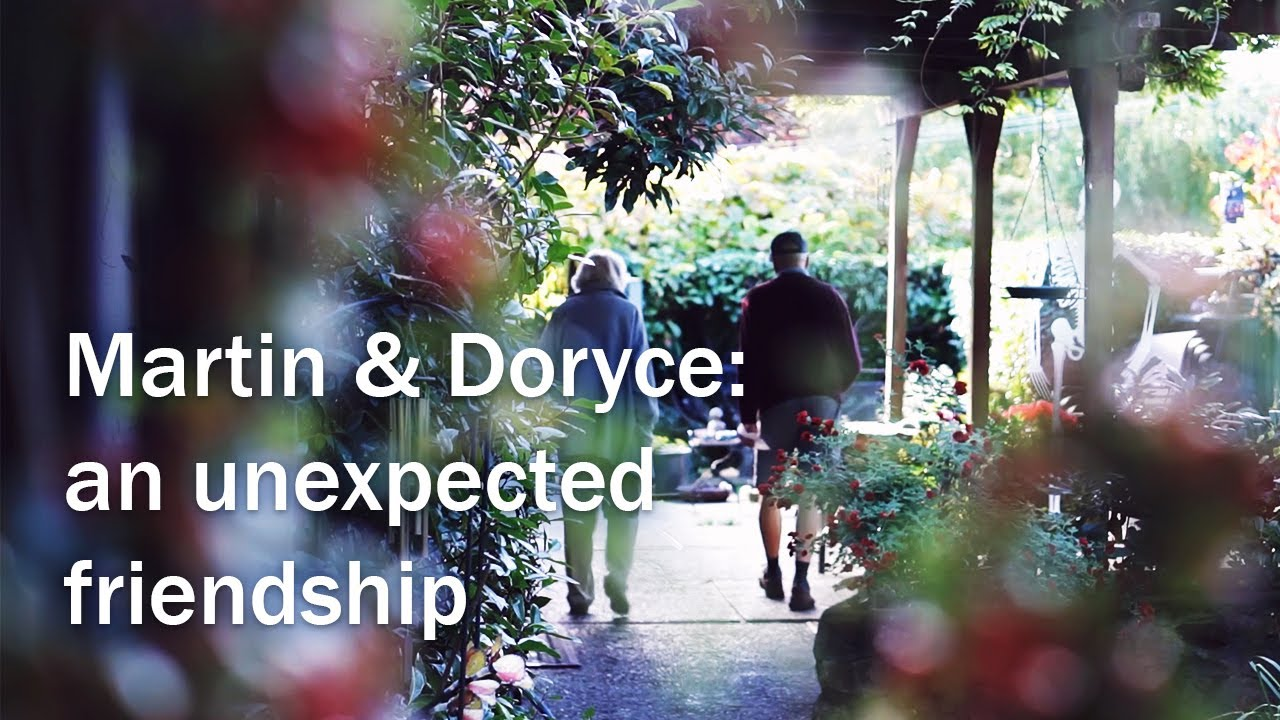 Martin & Doryce: An Unexpected Friendship