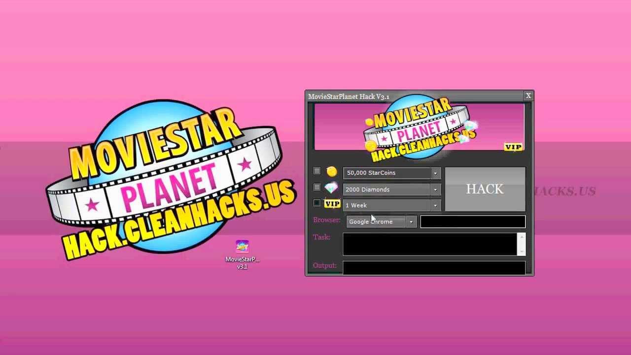 Moviestarplanet free starcoins vip and diamonds hack